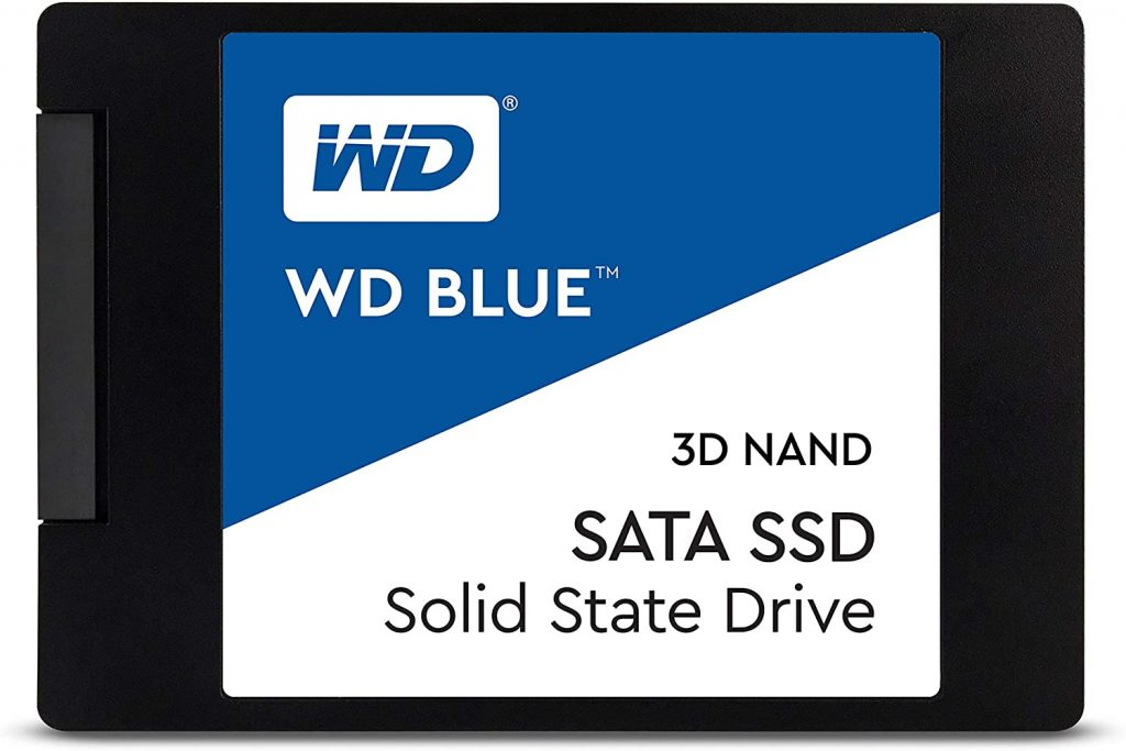WD 3D NAND SSD